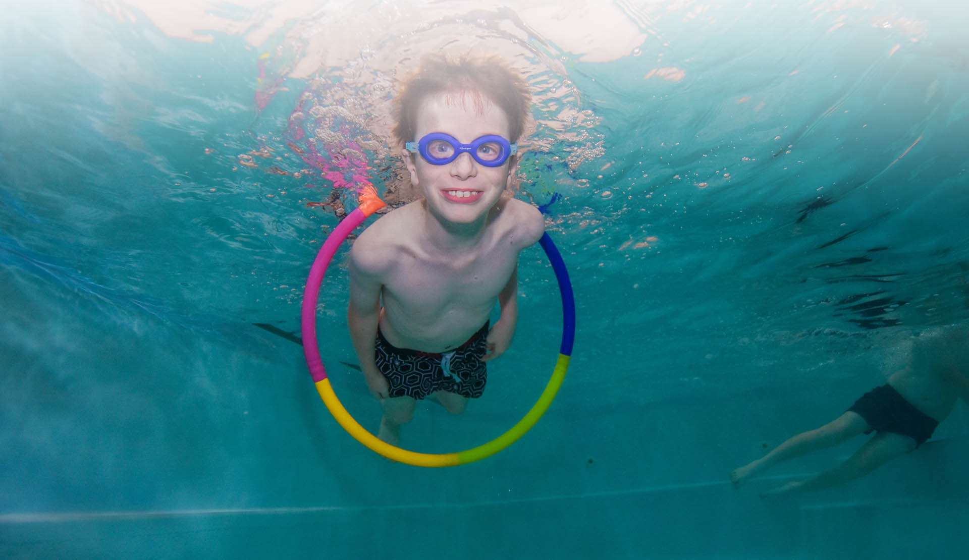 Autism Specialised Swimming Lessons